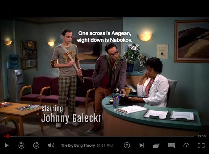 Netflix Captioning and Subtitle Requirement - Position 3